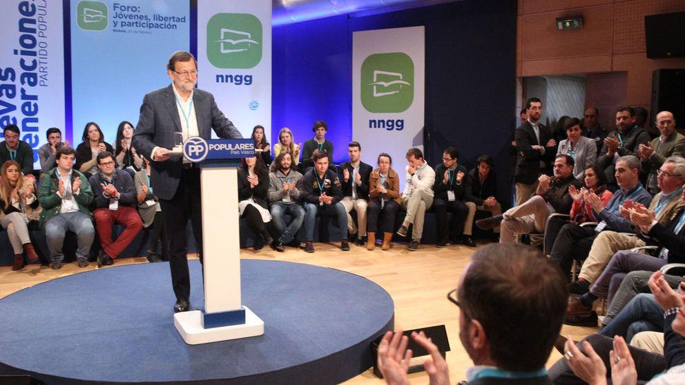Rajoy insiste en que intentará formar Gobierno si Pedro Sánchez fracasa