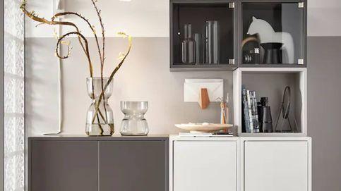 El cubo superventas de Ikea: ideas deco para personalizar la estantería Eket