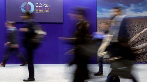 Cumbre del Cambio Climático en Madrid.