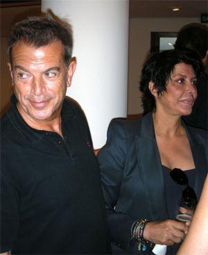 El mayor apoyo de María Pineda: su novio Emilio González