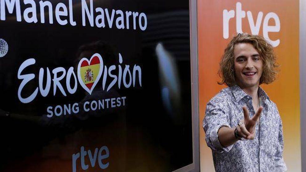 Manel Navarro se defiende por el corte de mangas, fruto de la tensión