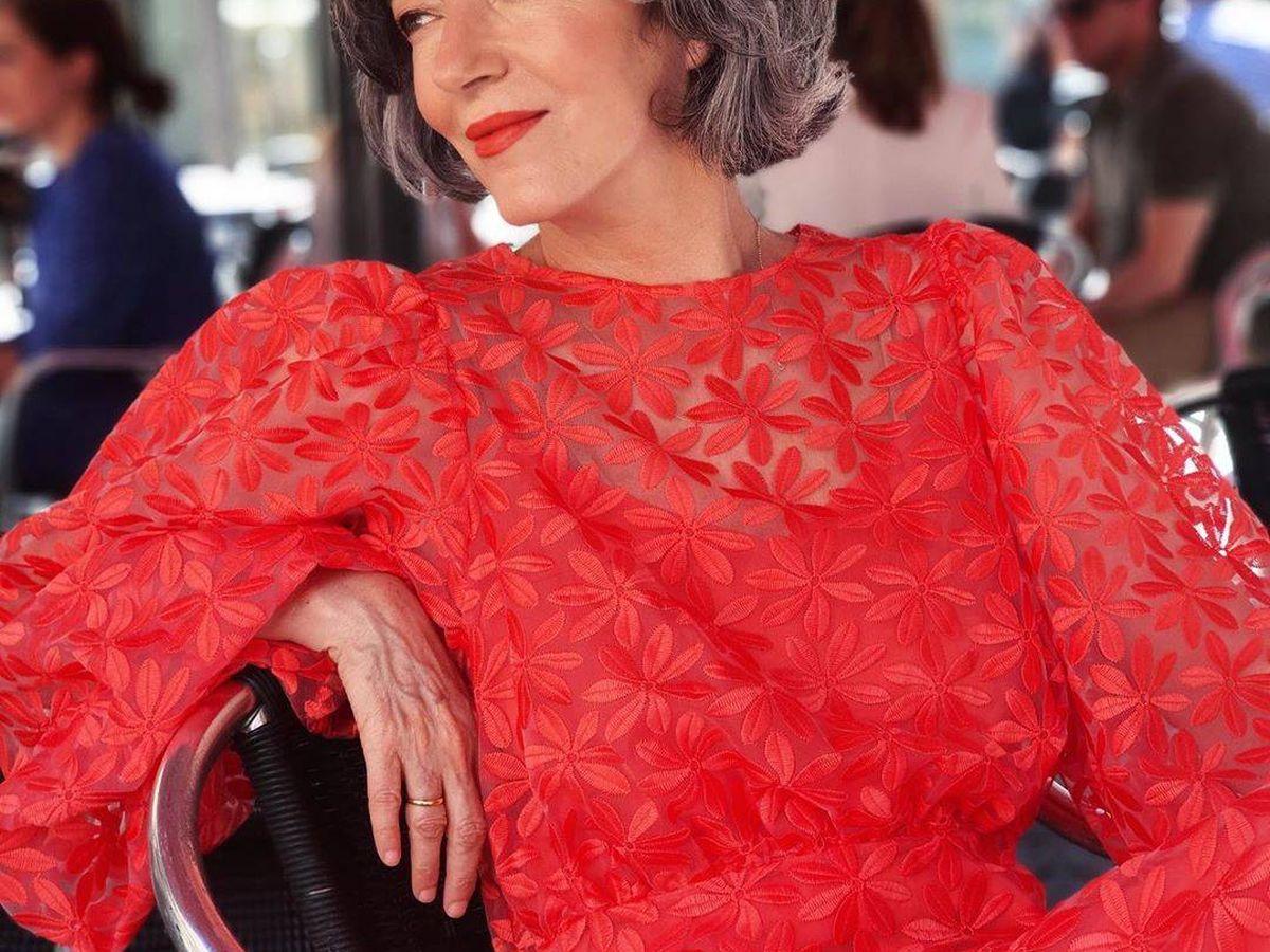 Foto: Carmen Gimeno acierta con un vestido rosa de Zara ideal para todas. (Instagram, @carmen_gimeno)