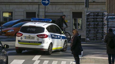 Detenida una mujer en Vitoria por presunta agresión a su expareja
