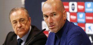 Post de La pesadilla de Florentino y Zidane en el Real Madrid y el perdón a los ídolos caídos