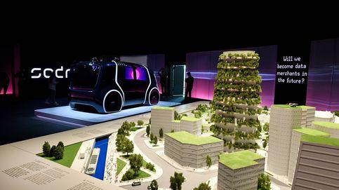 Cuando Juan Roig y Volkswagen se unen para dibujar el coche (o vehículo) del futuro