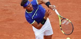 Post de Nadal no deja un respiro a Haase y ya está en tercera ronda de Roland Garros