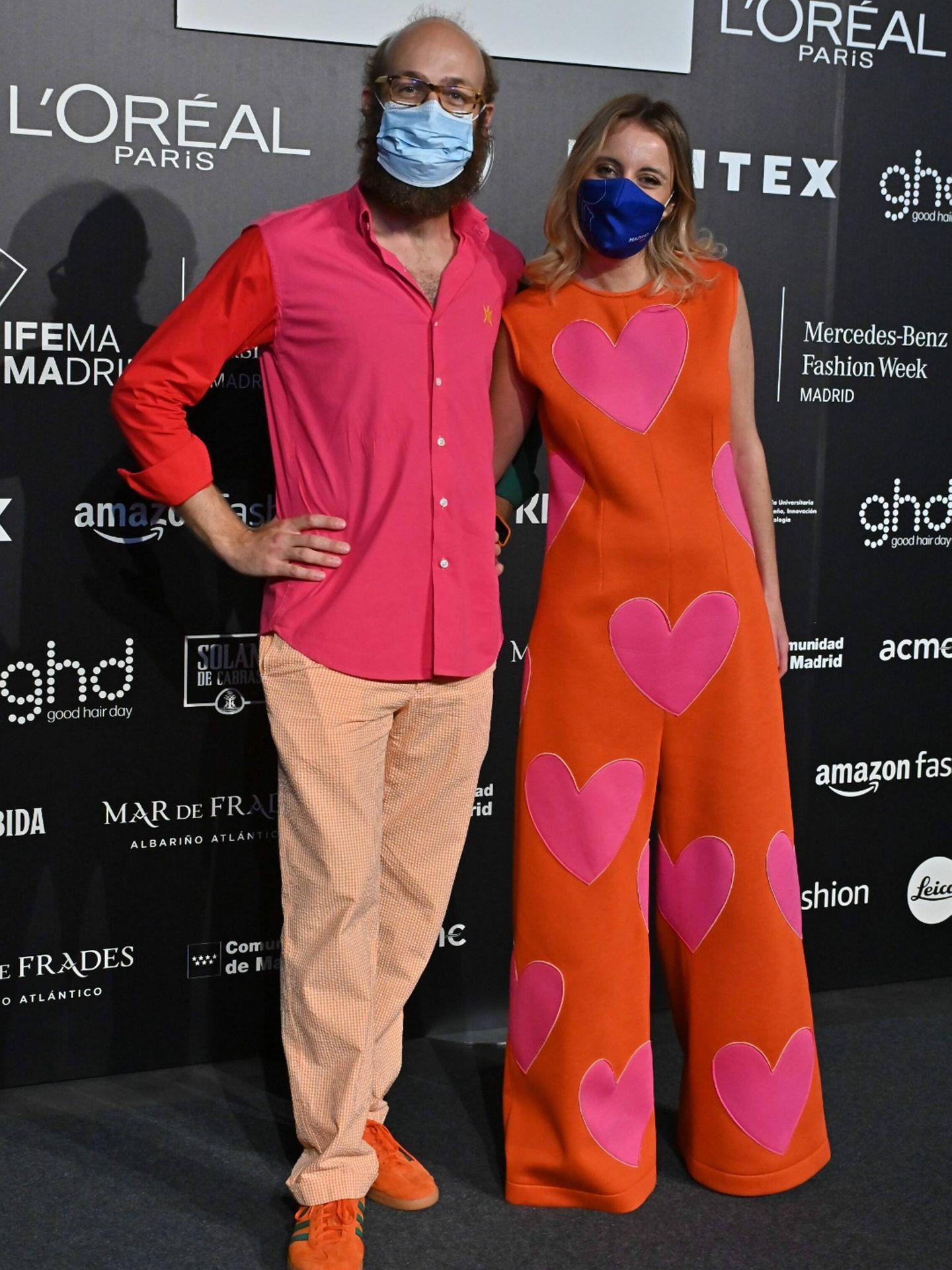 Tristán Ramírez y Andrea Levy. (CP)