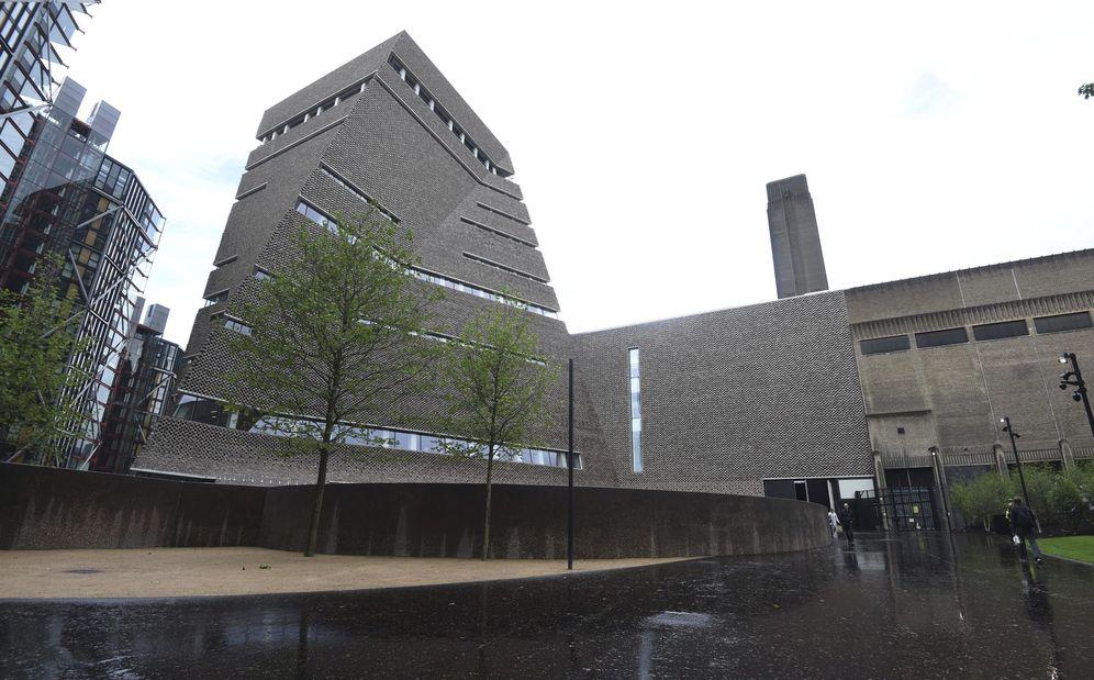 Foto: El nuevo edificio de la Tate (EFE)