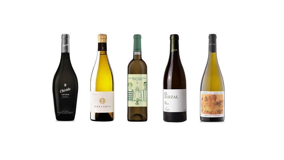 Prepara tu bodega veraniega con estos vinos blancos