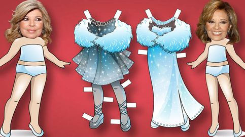 Las Campos repiten modista para su próxima boda (a pesar de las críticas)