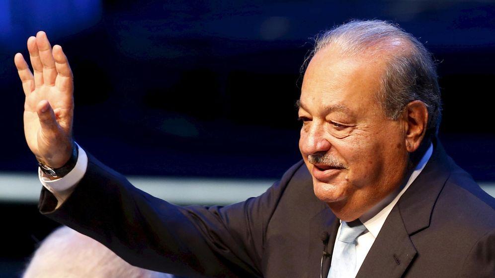 Foto: El empresario mexicano, Carlos Slim. (Reuters)