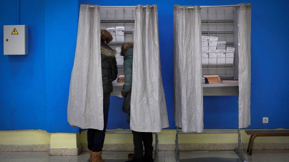 Descubre a quién han votado en cada calle de Madrid en las elecciones del 10-N