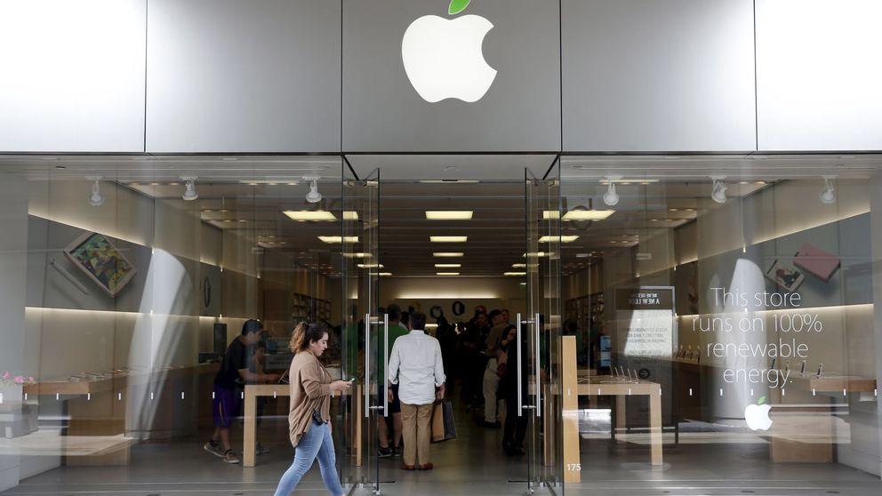 Apple se la pega: registra caídas en  los principales indicadores en este 2016