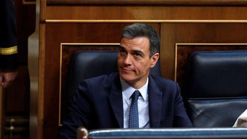 La investidura de Pedro Sánchez, en directo   Feijóo compara la sesión con un paripé