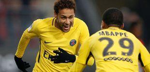 Post de Por qué elijo a Neymar sobre Mbappé y creo que 100 kilos son suficientes por CR7