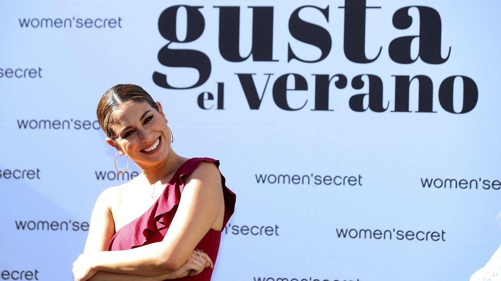 Foto: Blanca Suárez posa durante la presentación de la campaña 'Nos gusta el verano', de Women'secret. (EFE)