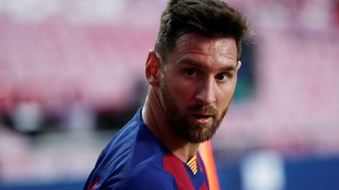 El Manchester City convence a Messi para negociar con el Barcelona