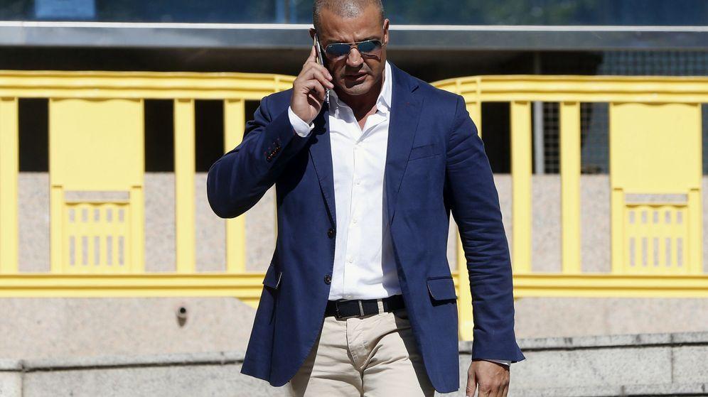 Foto: El empresario promotor y principal responsable de la tragedia del Madrid Arena, Miguel Ángel Flores. (EFE)