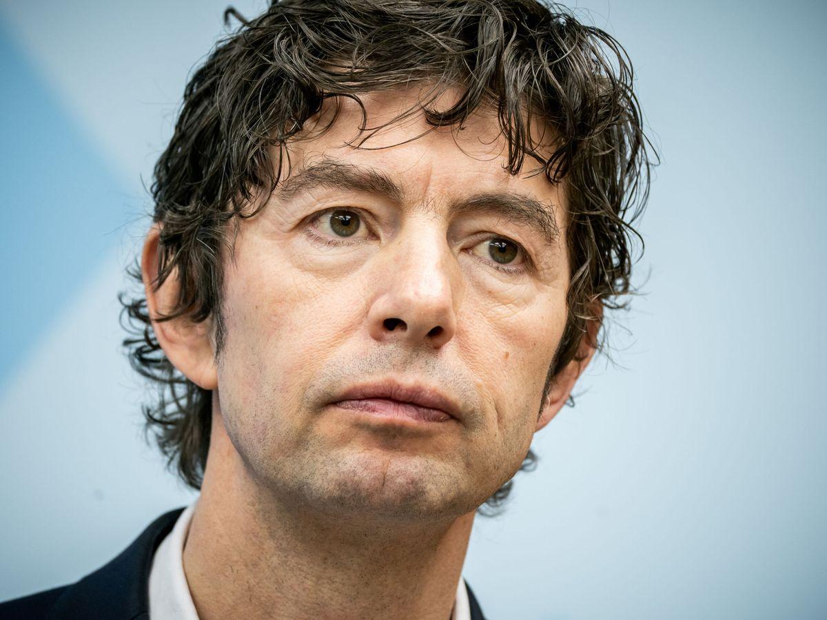 Foto: Christian Dorsten, director del departamento de Virología del Hospital Universitario de La Charité de Berlín. (Reuters)