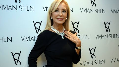 Carmen Lomana regresa al pasado para mostrarse así de sexy a los 38 años