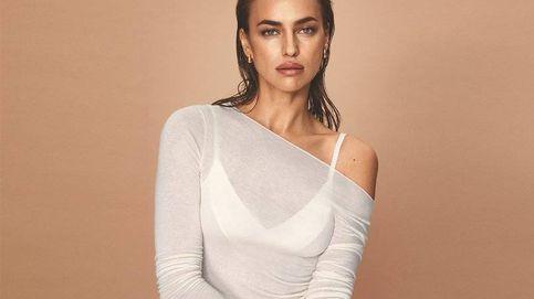 La nueva colección de Irina Shayk para Intimissimi es puro lujo, suavidad y elegancia