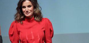 Post de Letizia cierra el año como lo empezó: homenajeando a la reina Sofía con su ropa