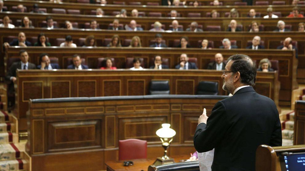 Rajoy acusa a Sánchez de entregar el PSOE y Madrid a la izquierda extremista
