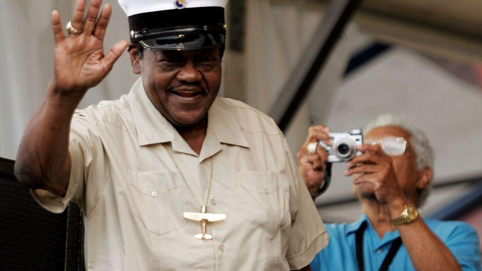 Muere a los 89 años Fats Domino, uno de los pioneros del rock and roll