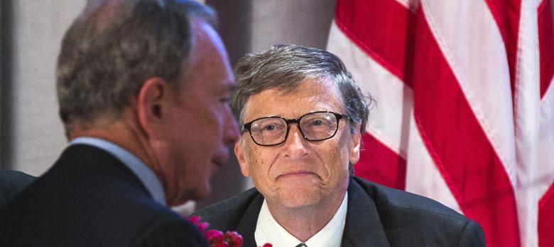 Foto: La fundación de Bill Gates financia un móvil que se recarga con orina