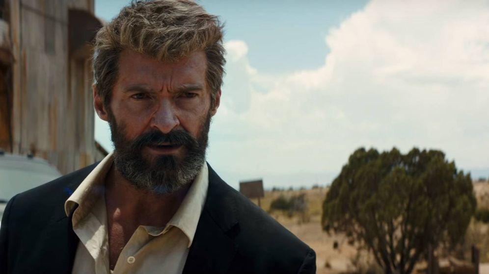 Foto: Una de las escenas del tráiler de 'Logan'