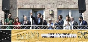 Post de Puigdemont y sus apóstoles hartan a sus vecinos belgas: