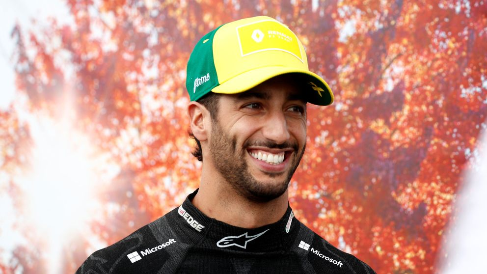 Daniel Ricciardo deja Renault y será el sustituto de Carlos Sainz en McLaren