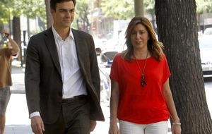 El PSOE andaluz se muestra muy decepcionado con Pedro Sánchez