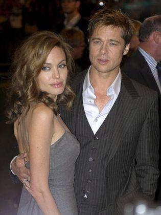 Foto: Brad Pitt y Angelina Jolie producirán una nueva serie de televisión