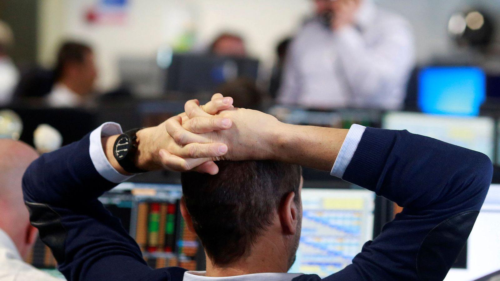 Foto: Operadores de mercado (Reuters)