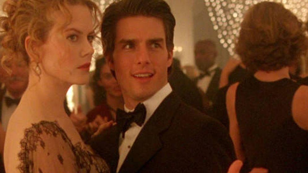 Foto: Fotograma de la película 'Eyes Wide Shut'.