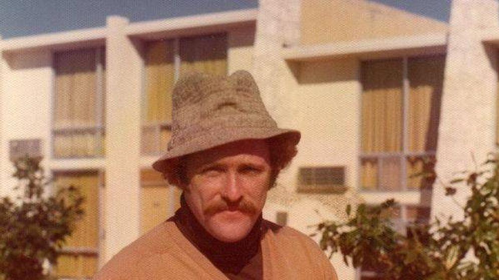 Foto: Uno de los retratos que existen de Woodruff.
