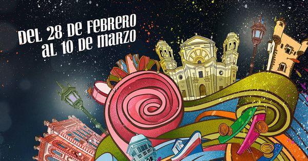 Calendario Carnaval 2020 Las Palmas.Programa Del Carnaval De Cadiz De 2019 Fechas Y Horas Para No