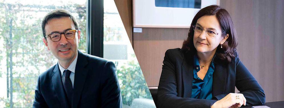 Foto: Los abogados Jorge Badía y Cani Fernández se han presentado para el cargo de consejero delegado de Cuatrecasas.