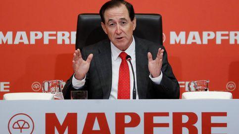 El margen de solvencia de Mapfre baja a mínimos del 177% por el coronavirus