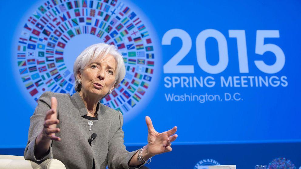 Lagarde confía en acelerar y profundizar el trabajo con Grecia