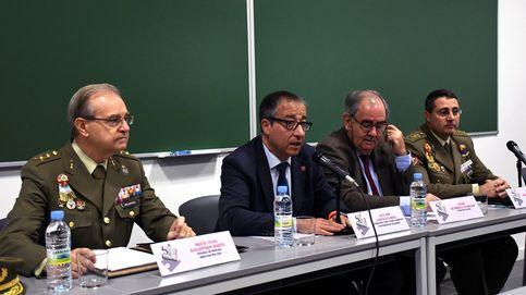 El general Ballesteros, nuevo director general de Seguridad Nacional