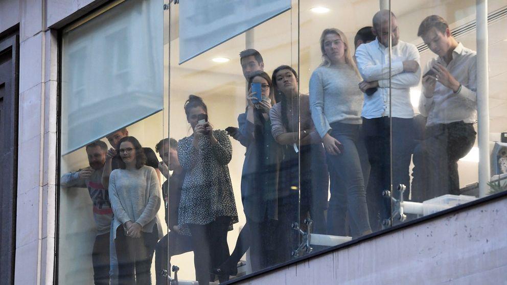 Los héroes anónimos que evitaron que el ataque de Londres fuera aún peor