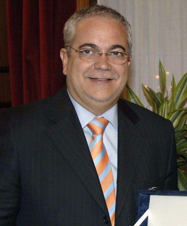Foto: El periodista taurino Miguel Ángel Moncholi. (EFE)