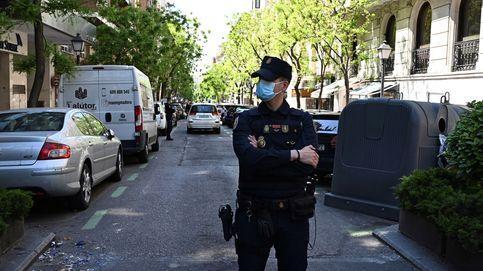 Heridos un policía y el empleado de una joyería en un atraco en el barrio de Salamanca