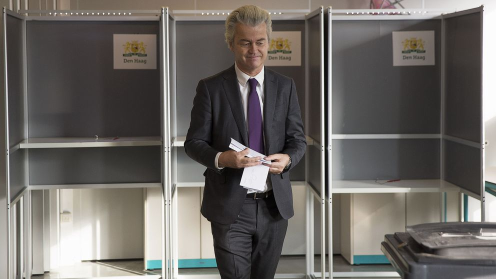 Make the Netherlands Great Again: cómo Wilders podría ganar en Holanda