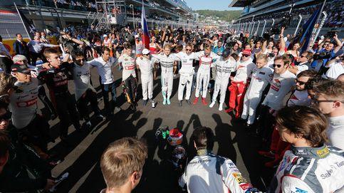 Los pilotos de F1 muestran sus condolencias por la muerte de Bianchi