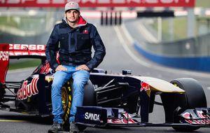 La montaña rusa emocional de Sainz para llegar a la Fórmula 1