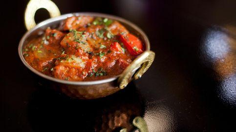Purnima, cocina casera india y postales de Bollywood