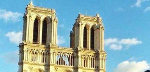 Post de De Sara Carbonero a Antonio Banderas: los famosos lloran el incendio de Notre Dame